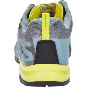 Salomon X Alp SPRY GTX Shoes Men stormy weather/magnet/citronelle